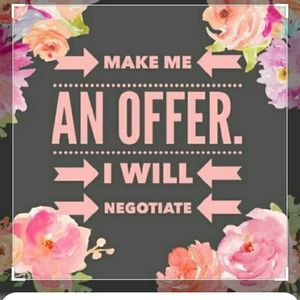 MAKE ME AN OFFER ALL MUST TO GO